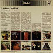 LP - Leonard Bernstein - Freude An der Musik - Super Stereo