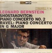 LP - Leonard Bernstein - Piano Concerto No. 2, Op. 101 / Piano Concerto In G Major - Ltd. Edition No. 0820/2000