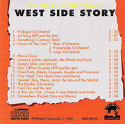 CD - Leonard Bernstein - West Side Story (Original Soundtrack)