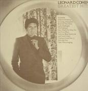 LP - Leonard Cohen - Greatest Hits - ITALIAN PRESSING