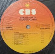 LP - Leonard Cohen - Greatest Hits
