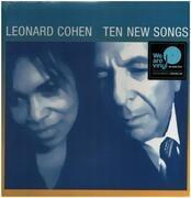 LP & MP3 - Leonard Cohen - Ten New Songs - 180g + download