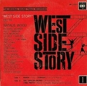 7'' - Leonard Bernstein - West Side Story - Vol.1