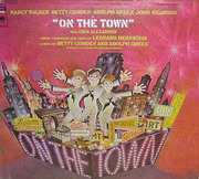 12'' - Leonard Bernstein, Nancy Walker, Betty Comden And Adolph Green - On The Town