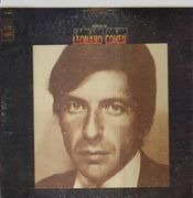 LP - Leonard Cohen - Songs Of Leonard Cohen - Rare Back Cover Artwork