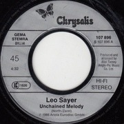 7'' - Leo Sayer - Unchained Melody