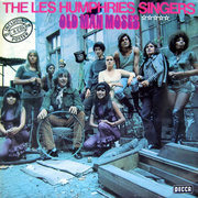 LP - Les Humphries Singers - Old Man Moses