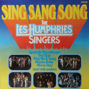 LP - Les Humphries Singers - Sing Sang Song
