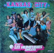 LP - Les Humphries Singers - Kansas City