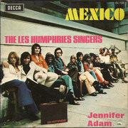 7inch Vinyl Single - Les Humphries Singers - Mexico