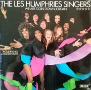 LP - Les Humphries Singers - We Are Goin' Down Jordan