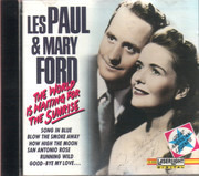 CD - Les Paul & Mary Ford - The World Is Waiting For The Sunrise