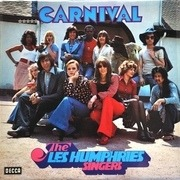 LP - Les Humphries Singers - Carnival