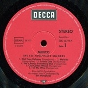 LP - The Les Humphries Singers - Mexico