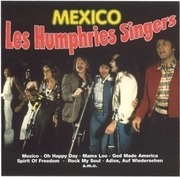 CD - Les Humphries Singers - Mexico