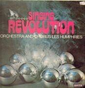 LP - Les Humphries Singers - Singing Revolution