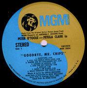 LP - Leslie Bricusse - Goodbye, Mr Chips