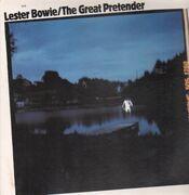 LP - Lester Bowie - The Great Pretender - original german ECM