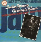 LP - Lester Young - Carnegie Blues - Jazz at the Philharmonic