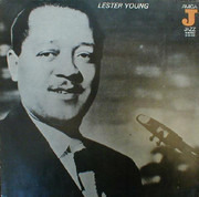LP - Lester Young - Lester Young - blue