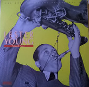 Double LP - Lester Young - Prized Pres! - Gatefold
