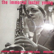 LP - Lester Young - The Immortal Lester Young
