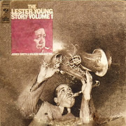 Double LP - Lester Young - The Lester Young Story Volume 1