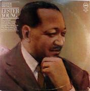 Double LP - Lester Young - Lester Swings - Gatefold