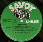 LP - Lester Young - Lester Young