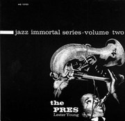 CD - Lester Young - The Pres