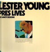 LP - Lester Young - Pres Lives!
