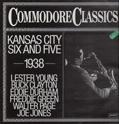 LP - Lester Young, Buck Clayton, Eddie Durham - Kansas City Six And Five - 1938