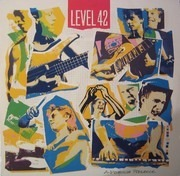 Double LP - Level 42 - A Physical Presence