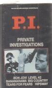 MC - Level 42 / Bon Jovi a.o. - P.I. Private Investigations
