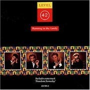 CD - Level 42 - Running In The Familiy