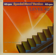 12'' - Level 42 - The Sun Goes Down (Living It Up)