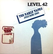 LP - Level 42 - The Early Tapes · July/Aug 1980