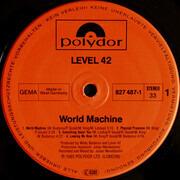 LP - Level 42 - World Machine