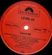 LP - Level 42 - Level 42