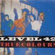 LP - Level 42 - True Colours