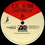 12'' - Lil Kim, Lil' Kim - Lighters Up / My Ni*#@s