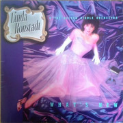 LP - Linda Ronstadt & Nelson Riddle And His Orchestra - What's New