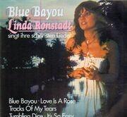LP - Linda Ronstadt - Blue Bayou