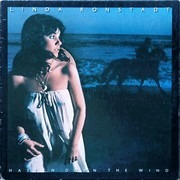 LP - Linda Ronstadt - Hasten Down The Wind - SP; Gatefold