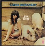 LP - Linda Ronstadt - Silk Purse