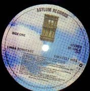 LP - Linda Ronstadt - Greatest Hits