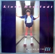 LP - Linda Ronstadt - Living In The USA - Gatefold