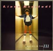 LP - Linda Ronstadt - Living In The USA