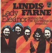 7'' - Lindisfarne - Lady Eleanor - GERMAN ORIGINAL!