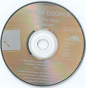 CD - Lindsay Cooper - Music For Other Occasions